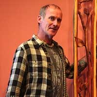 Artist Thomas Barlow