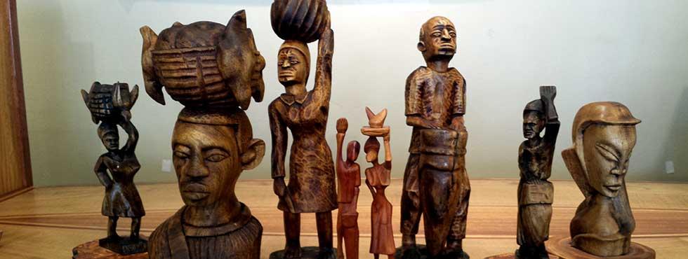 header Haitian Wood Art